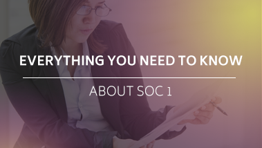 About SOC 1