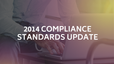 2014 Compliance Standards Update