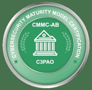 CMMC C3PAO Badge