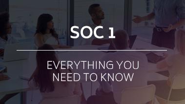 SOC 1 Webinar