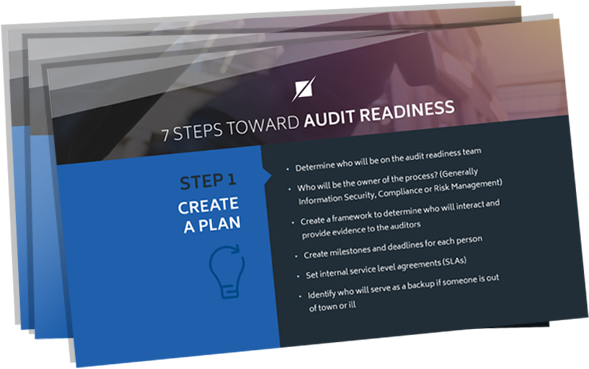 Audit Readiness Step 1