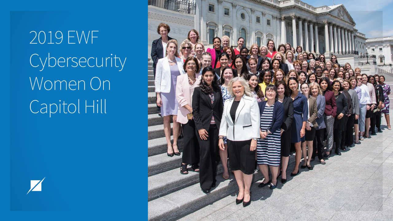 EWF Cybersecurity Women Capitol Hill
