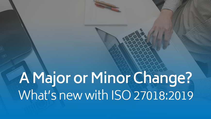 What's new with ISO 27018:2019