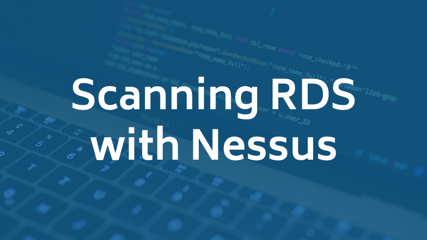 scanning_RDS_with_Nessus